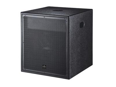 "美国尼迪 QF55 MODELQF-55有源超低 模式Crossover Model:                  超低频音箱Sub Bass 额定功率Power Handling:              300W 阻抗ominal Impedance:8 ohms 频率响应Frequency Response: 40Hz-20KHz 灵敏度Sensitivity: 99dB                          低音Low Frequency: 15"" ×1"