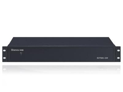 申瓯 SOT600 SIP-GW  作为IMS用户接入层设备,采用全数字时隙无阻塞交换方式、模块化、分布式多处理机架构,具有电信级QoS新一代数字程控汇接机。产品将用户的数据和语音等应用接入到分组交换网络中,为分组域接入的固定和移动用户提供如VoIP、IPCentrex、彩铃/彩振、IM、多媒体会议更各种基于IP多媒体业务服务。
