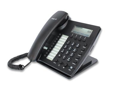 多功能经济型IP电话机  IP622C  是标准型办公IP电话。具有两条线路,两个动态软键。支持802.3af PoE,优质扬声器,10个多功能键,以及RJ9耳机端口。每一条线可以配置独立的电话号码,或复合电话的共享号码。