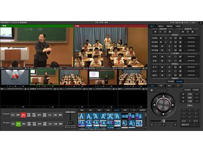 维森PC式录播系统    1.支持手动、自动等录制功能 2.支持摄像头之间、摄像头与教师计算机信号之间无缝切换,平滑转换,两幅画面在切换之间无闪烁,无黑屏、滞后等现象 3.支持电影模式与资源模式录制 4.支持1920×1080模式录制 5.支持H.264 视频编码格式录制 6.支持MP3、AAC等多种音频编码格式录制 7.支持多格式转码功能