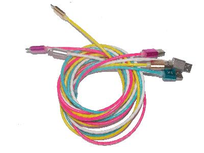 USB 线 胶线
