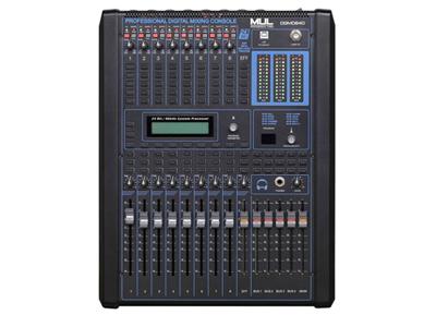 MUL音响妙朗音响DGM0840数字调音台郑州专业音响河南专业音响郑州专业音箱