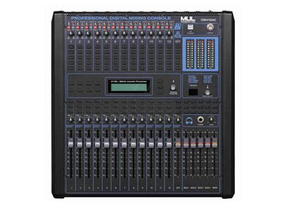 MUL音响妙朗音响DGM1240数字调音台郑州专业音响河南专业音响郑州专业音箱