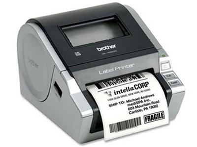 兄弟 QL-1060N   热敏网络电脑标签机,耗材宽度:最宽102mm,打印速度:110mm/秒