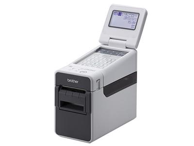 兄弟 TD-2130N    热敏网络电脑标签机,耗材宽度:最宽63mm,打印速度:152.4mm/秒
