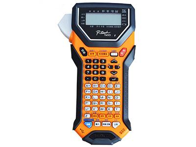 兄弟 PT-7600   手持便携式标签机;耗材宽度:6—24mm;手动剪切