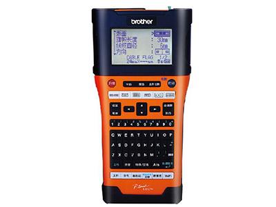 兄弟 PT-E550W     便携式标签机,可连接电脑;带无线LAN;耗材宽度:3.5—24mm;自动剪切/连续半切