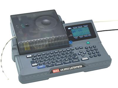 MAX LM-380E 线号机