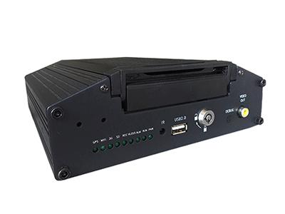 3G/4G硬盤車載錄像機 對數據進行加密 保證錄像連續性 支持硬盤與SD卡的雙儲存