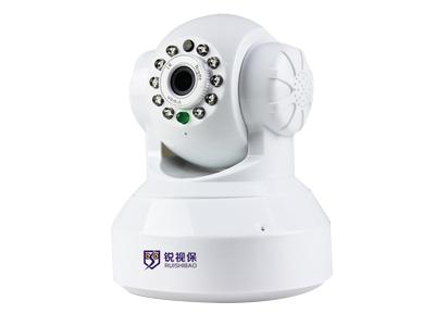 銳視保 網絡高清搖頭機 720P無線網絡攝像機 100萬像素