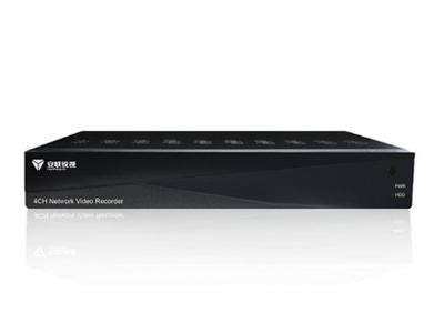 銳視保 4路NVR硬盤錄像機N2004