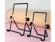 平板小铁支架 品牌: 钧文                            颜色分类: 小号黑色(5-8寸适用)                      货号: CMS-0422