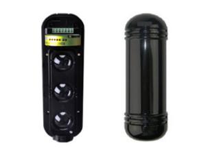 美安 三光束   ABE三光束数码红外对射室外探测,厂家直销,价格不分米。(50,100,150,200,250任选);防雷击电路设计;专业抗干扰光学外罩;大功率红外发接收对管