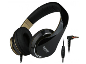 森麦 174 1、适用于iphone 三星 HTC 等手机                                         2、插拔式电线                      3、透气护套耳套设计,佩戴舒适,有效隔绝外界声音                                              4  .人体工程学设计,佩戴舒适                                               5.适用于所有3.5mm镀金插孔的插入器