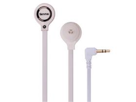SM-1008 森麦SM-E1008电脑手机mp3耳机耳塞入耳式游戏音乐随身听面条耳机
