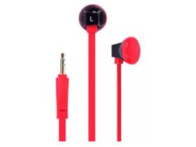 SM-2013 森麦SM-E2013耳塞式电脑手机/立体声面条耳机/耳塞多彩选择