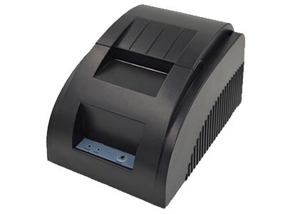 资江 ZJ-5890D   适应于各类商业零售POS系统,餐饮系统,工控系统等领域 等领域;小巧轻便,造型美观,打印质量高,成本低;低噪声、高速度打印;支持钱箱驱动;易装纸结构,结构合理,使用维护简便;功耗小,运行成本低(无需色带、墨盒);支持安卓系统,IOS系统,蓝牙通讯支持美团,饿了么,百度外卖,口碑,秦丝 等APP软件。蓝牙通讯协议 2.0/4.0