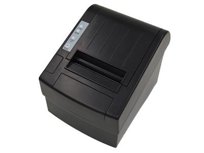 资江 ZJ-8220   1. 多接口可选,网口、并口、串口、USB、蓝牙。接口通讯支持安卓系统 ,低噪声、高速度打印。2.低噪声、高速度打印、功耗小、运行成本低(无需色带、墨盒)。3.易装纸结构,结构合理,使用维护简便。4.打印质量高,成本低,支持钱箱驱动; 适应于各类商业零售POS系统等领域。5.支持一维码、二维码打印。