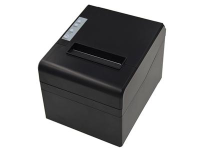 资江 ZJ-8330   1. 多接口可选,网口、并口、串口、USB、蓝牙。接口通讯支持安卓系统 ,低噪声、高速度打印。2.低噪声、高速度打印、功耗小、运行成本低(无需色带、墨盒)。3.易装纸结构,结构合理,使用维护简便。4.打印质量高,成本低,支持钱箱驱动; 适应于各类商业零售POS系统等领域。5.支持一维码、二维码打印。