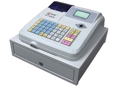 君容 2600XH   打印纸:58mm热敏纸;前显示:4行液晶汉字显示;PLU数量:10000个;直接PLU数量:30个;套餐:20种;电子日记账条数:2500条;开台数:200张;收款员个数:9个;营业员个数:30个;输入法:拼音输入法;接口:2个RS232口;