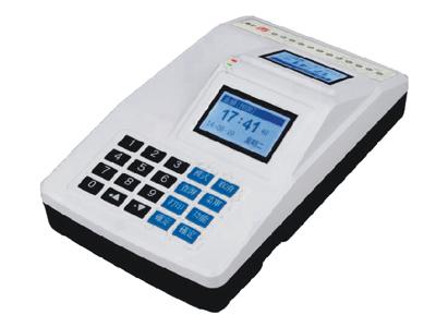 君容 台式CS8500T  记账消费、卡内最低余额、小票打印;预定、内部折扣;餐段禁止、消费查询;卡片管理、卡片分级、定值消费、品种消费;支持多钱包、个人密码、卡有效期;卡号数量:20亿个,黑名单数量:10万个;记录数:60000条;操作员个数:100个;