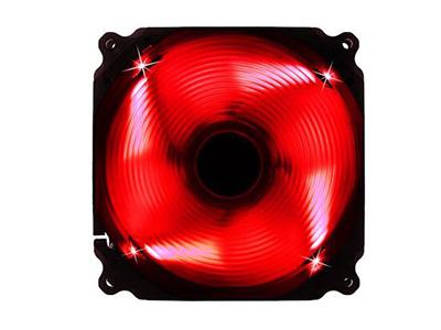"""游戏悍将风扇特战    """"散热器类型: 风扇 散热方式: 风冷 风扇尺寸: 120x120x25mm 轴承类型: 液压轴承(Hydraulic Bearing) 转数描述: 900±10\% RPM 噪音: 12-21dB"""""""
