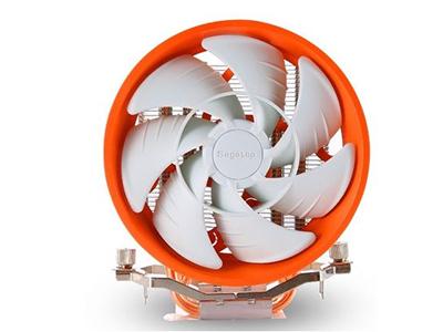 """鑫谷CPU风扇T2    """"散热器类型: CPU散热器 散热方式: 风冷,热管,散热片 适用范围: Intel 775/1150/115X AMD AM3+/AM3/AM2+/FM2+/FM2/FM1 风扇尺寸: 90mm 轴承类型: 液压轴承(Hydraulic Bearing) 转数描述: 2000±10\% RPM 噪音: 21.6dB"""""""