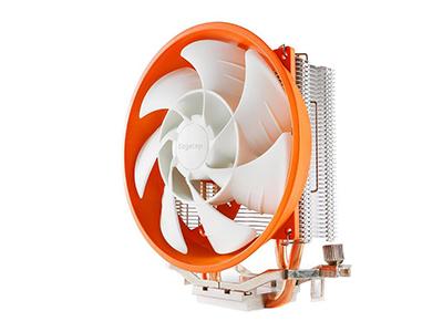 """鑫谷CPU风扇T2 PLUS    """"散热器类型: CPU散热器 散热方式: 风冷,热管,散热片 适用范围: Intel 775/1150/115X AMD AM3+/AM3/AM2+/FM2+/FM2/FM1 风扇尺寸: 120mm 轴承类型: 液压轴承(Hydraulic Bearing) 转数描述: 1500±10\% RPM 噪音: 21.6dB"""""""