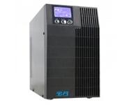 宝合 SC9110C3K(R)/SC9110C3KL(R) 1.先进的DSP数字控制技术,使UPS的性能更加稳定,品质更加优越 2.负载功率因数为0.8,适合用电设备的发展趋势,带载能力更强  3.有源输入功率因数校正(PFC),输入功率因数高达0.98以上 4.宽输入电压频率范围极宽的输入电压和频率范围,适应电力环境非常恶劣的偏远地区 5.可搭配发电机 6.零切换,有效保证了负载运行的安全性和可靠性