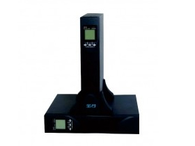 宝合 RT2K/RT2KL 1. 真正在线双转换UPS 2. 易更换电池设计 (限1-3K的机型) 3. ECO与进阶ECO模式提供节能效果 4. 紧急电源源开闭 (EPO) 5. 机架式/直立式可转换设计 6. N+X并机冗余可选 (6K及以上机型) 7. 输出功率因数0.9 8. 采用DSP技术 (6K及以上机型)