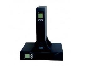 宝合 RT10K/RT10KL 1. 真正在线双转换UPS 2. 易更换电池设计 (限1-3K的机型) 3. ECO与进阶ECO模式提供节能效果 4. 紧急电源源开闭 (EPO) 5. 机架式/直立式可转换设计 6. N+X并机冗余可选 (6K及以上机型) 7. 输出功率因数0.9 8. 采用DSP技术 (6K及以上机型)