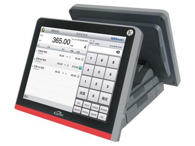点钞机大世界新品推荐:易捷通 K系列 K515 经济实用型收款机  客户热线:周经理 13949065395