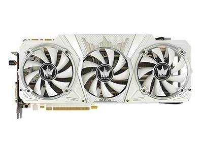 影驰GeForce GTX 1070名人堂限量版
