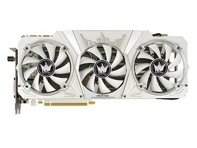 影驰GeForce GTX 1080名人堂