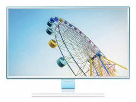 三星 S27E360H 屏幕尺寸:27英寸显示比例:宽屏16:9最大分辨率:1920*1080底座:普通底座内置音箱:无内置音箱接口:VGA接口/HDMI接口