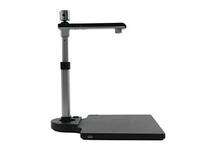 良田S620A3    产品类型: 高拍仪;最大幅面: A3;扫描元件: CMOS;光学分辨率: 主摄像头:2592×1944dpi,副摄像头:1600×1200dpi;扫描速度: 约1秒;色彩位数: 24位;接口类型: USB2.0;扫描光源: 自然光+LED补光。   双镜头同时工作;主镜头为CMOS 500万像素,辅助镜头可270度旋转及角度可调;智能触控LED补光灯;创新设计,外观庄重,轻便高档;集成第二代身份证阅读器功能