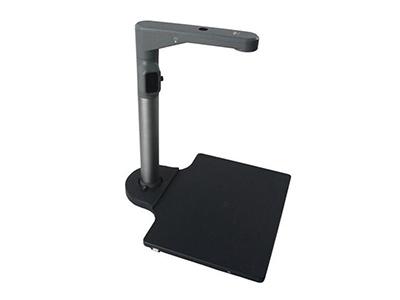 良田S720R    产品类型: 高拍仪;最大幅面: A4;扫描元件: CMOS;光学分辨率: 主摄像头:2592×1944dpi,副摄像头:1600x1200dpi;扫描速度: 约1秒;色彩位数: 24位;接口类型: USB2.0;扫描光源: 自然光+LED补光。   双镜头同时工作;主镜头为CMOS 500万像素,辅助镜头200万像素可旋转及角度可调;智能触控LED补光灯;创新设计,外观庄重,轻便高档;带硬质底板,集成第二代身份证阅读器功能
