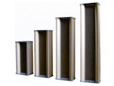 CT-801/CT-802/CT-803/CT-804   30W/50W/70W/90W,,锌网喷塑,铝合金,频响130-16KHZ,外观尺寸φ153*123,