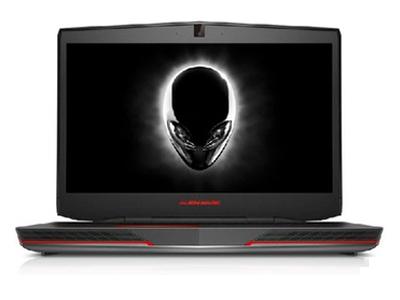 外星人 ALW17R-5748S i7-4710/16G/80G SSD+1T HHD/DVDRW/17.3寸1080P/8GB GTX880M