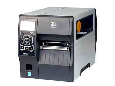 斑马 ZT410 300DPI 条码打印机 不干胶条码标签机ZM400带网口热敏纸 覆膜合成纸Zebra/斑马新一代全能机型中国首发!标配多种接口;支持蓝牙连接,手机下载APP支持蓝牙连接打印;前置USB接口,直接连接扫描枪作业
