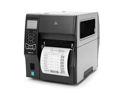 斑马ZT420 300dpi宽幅标签打印机不干胶标签条码打印机ZM600