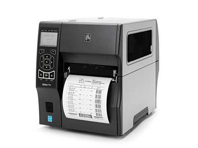 斑马ZT420 200dpi/300dpi宽幅条码标签打印机 不干胶标签机ZM600