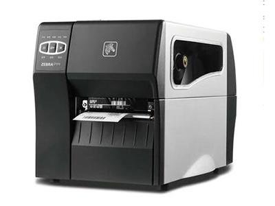 斑马 ZT-210 条码打印机300DPI 电子面单打印机 不干胶标签机