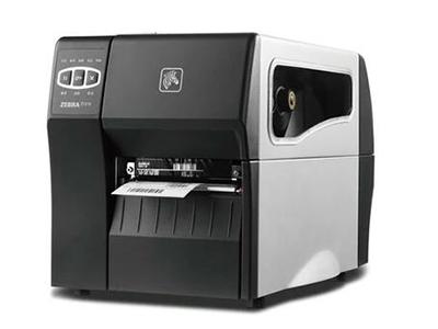 斑马 ZT210 条码打印机203/300dpi不干胶标签机电子面单打印机