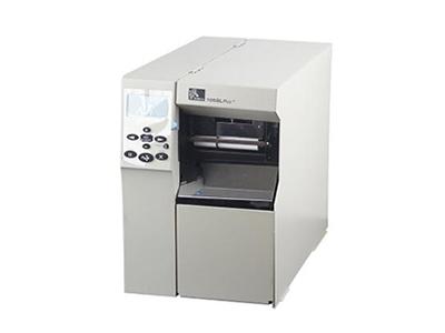 斑马 105SLPlus 300DPI 工业型条码打印机 不干胶标签机打印机105SL