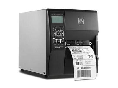斑马 ZT230 条码打印机300dpi 工商打印机 不干胶标签吊牌