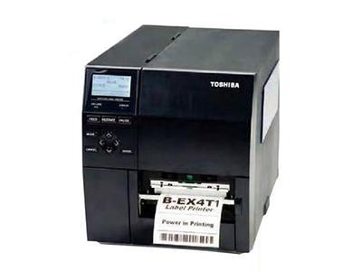 东芝 B-EX4T1  200dpi 条码机标签机 工业型条码打印机