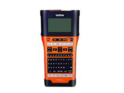 兄弟 PT-E300 电力电信 便携式 专业线缆布线线缆标签打印机18RZ