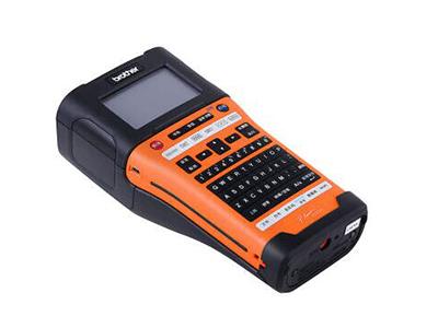 兄弟 PT-E550W 无线WIFI便携式电力线缆标签机pt-7600升级