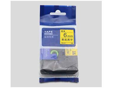 标签机色带 24mm覆膜标签 代用色带TEe-SM951/251/651标签纸色带